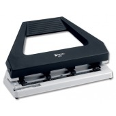 Rexel Adj 4-Hole Punch Black V430-08909