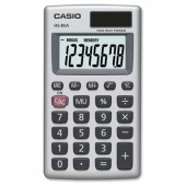 Casio HS8Calculator LCS/ERS/HS8V-S-UH