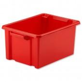 Midi Storemaster Crate Red Hw44