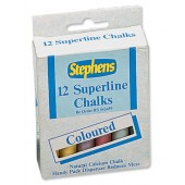 Stephens Coloured Chalk Rs543442 Pack 12