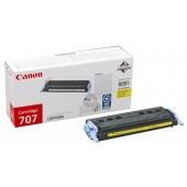 Canon 707 Toner Cart Yellow 9421A004