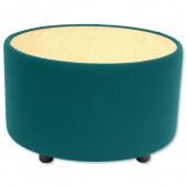 #3*Adroit Tub Table Jade OP