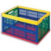 Addis Harlequin Folding Crate