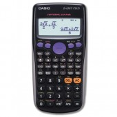 Casio Calculator Scientific Engineering Battery-power Multifunction 10pl2 Digit 85x155x12mm Ref FX83GT