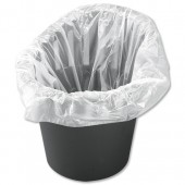 5 Star White Office Bin Bags (10 x 100)