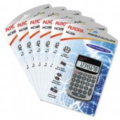 Aurora HC300 Calculator Retail Pk6