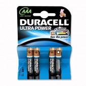 Duracell UltPwr MX2400 AAA Pk4 81235511