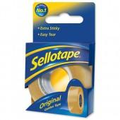 Sellotape GoldnTapeRetl 18mmx25M 1443169