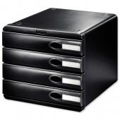 Leitz Allura 4 Drawer Cabinet  52060095