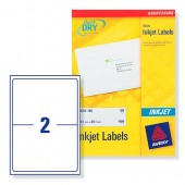Avery Labels Address Inkjet J8168-100
