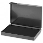 &Dormy Stamp Pad 158X90mm Black Pk10