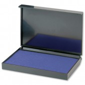 &Dormy Stamp Pad 158X90mm Blue 41951Sp
