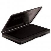 &Dormy Micro Stamp Pad 110X70mm Blk Pk10