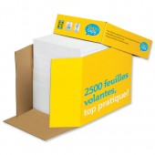 Data Copy Everyday Paper 80gsm Non-Stop Box No Wrap A4 White Ref 85704 [2500 Sheets]