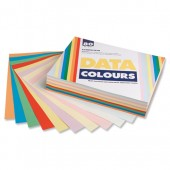 Data Colours Rainbow Ream A4 80gm Pk500