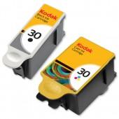 Kodak 30B/CL InkCrt Blk/Col Pk2 8039745