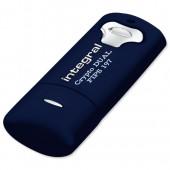 Integral Crypto Dual USB Flash Drive 8GB