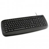 Kensington ProFit Wired Keybrd K64408UK