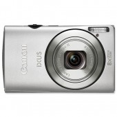 &Canon IXUS 230 HS Silver Digital Camera