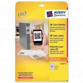 Avery Blockout Prd Label Square L7120-25