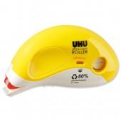 UHU Dry&Clean Perm Glue Roller 50490