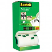 Scotch Magic 19mmx33mPK12&2 Free81933R14