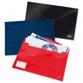 Elba Standard Identity Wallets A4 Assorted Colours Ref 205830 [Pack 5]