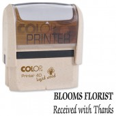 Colop Printer 40 Wdn Custom Stamp P40LWV
