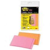 Post-it SStky Label Pad Pk50 2900-OPEU