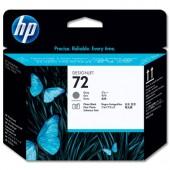 HP 72 Inkjet P/Head Grey&PhotoBlk C9380A