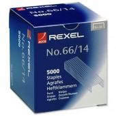 Rexel 66 Staples 14mm 06075 Bxd 5000
