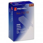 Rexel 73 Staples 10mm 06090 Bxd 5000