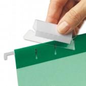 Esselte Paper Inserts 94613/17412 Pk 100