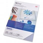 GBC S/Clear Cover 150Mic 41601E Pk50