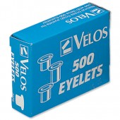 Rexel 3 Brass Eyelets 203-20052 Pk 500