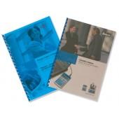 GBC PvcA4 Cov Blue Tint CEO11820E Pk50Pr