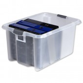 Storemaster Lrge Plstc A Box HW316 CLR