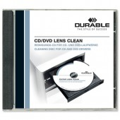 Durable CD/DVD Lens Clean 5723/00