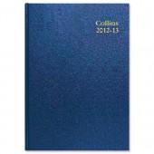 Collins 2012/13 Acad Dry A5 Dtp 52M Asst