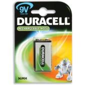 DuracellNiMHRechargeable/Accu9v 15036495