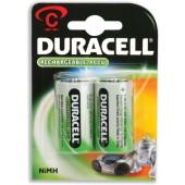 DuracellNiMH Rchrgbl/AccuC Pk2 15036494