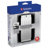 Verbatim Travel Hard Drive 750GB 53062
