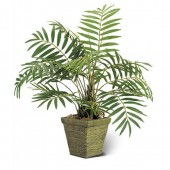 2*Artificial Mountain Palm Plant.