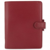 &Filofax Finsbury Pocket OrgRed 025362