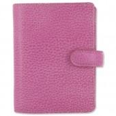 &Filofax Finsbury Mini Org Pink 025394
