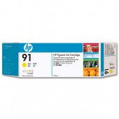&HP No91 Ink Cart Yellow C9469A
