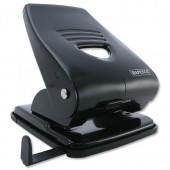 Rapesco 835 H/dutyPch Metal Blk PF800AB1