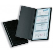 Rapesco Card Album 40 Pkt Blk BA0080B1