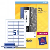 Avery Susp File Label Tab PK25L7409-25