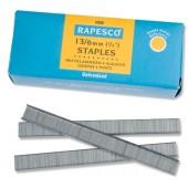 Rapesco13/6mm TackerStpl Bx5000 S13060Z3